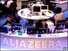 Al-Jazeera headquarters