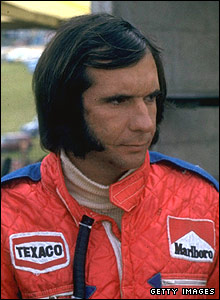 Emerson Fittipaldi in 1974