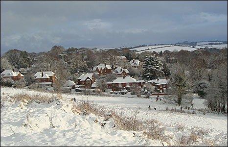 Shawford down, Hampshire - pic Fiona Thomas