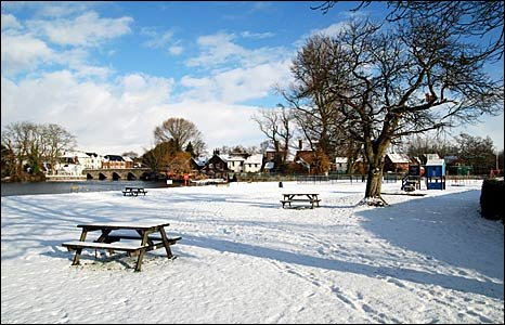 Fordingbridge, Hampshire - pic Paul Biggins