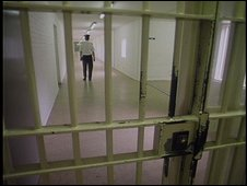 Many prisoners have mental health problems