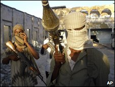 Islamic insurgents