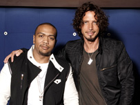 Chris Cornell and Timbaland