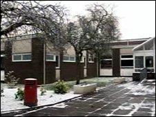 School closed by snow