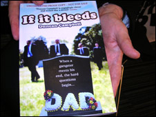The cover of If It Bleeds