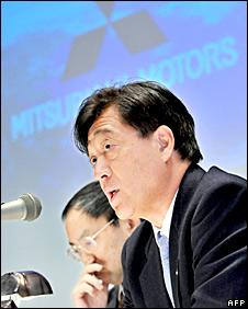 Osamu Masuko (right) and Hiizu Ichikawa