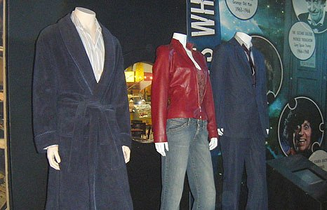 Dr Who costumes