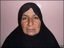 Samira Jassim, pictured on 27 January 2009