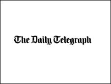 Daily Telegraph masthead