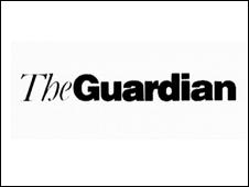 The Guardian masthead