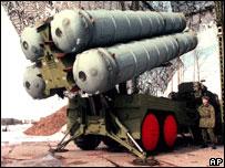 """Российский ракетный  комплекс """"Искандер-300"""""""