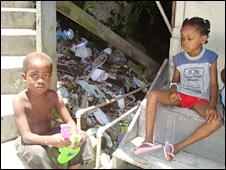 Children in Santa Marta