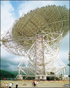 Green Bank telescope (AP)