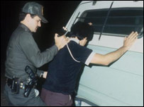 Arresto fronterizo