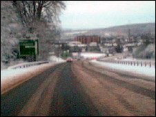 A9 at Inverness