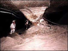 Cleveland Potash Mine