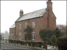 Pontesford House