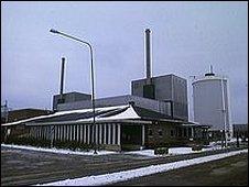 Barseback power station, Sweden