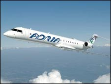 Bombardier Adria CRJ900