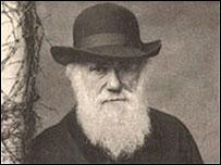 Charles Darwin en 1881 (Darwin, F. and Seward, A. C. eds. 1903 - Cam Uni)