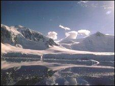 Frozen Antarcticia