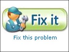 Fixit logo, Microsoft