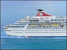 Cruise ship Balmoral