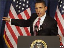 Barack Obama, 5/02/09