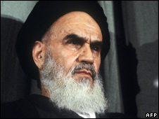 Ayatollah Ruhollah Khomeini, 5/2/1979, file photo