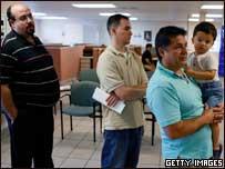 Desempleados en Miami