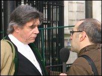 Clive Coleman and Rupert Grey