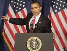 Barack Obama (05/02/09)