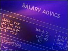 Salary slip