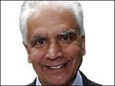 Bashir Ahmad. Scottish Parliament photo