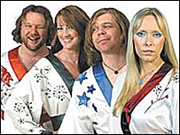 Группа Bjorn Again. Фото из архива
