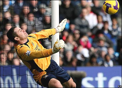 Shay Given, Manchester City