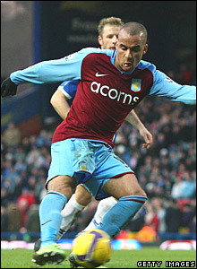 Gabriel Agbonlahor, Aston Villa