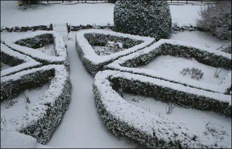 Stewart Moore sent in this shot of a garden in County Fermanagh.
