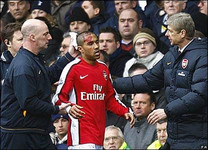 Gael Clichy, Arsene Wenger, Arsenal