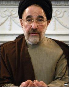 Mohammad Khatami, 3 February 2009