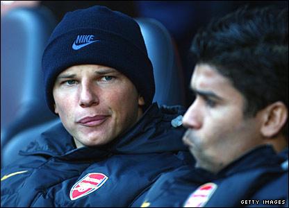 Andrey Arshavin, Eduardo, Arsenal