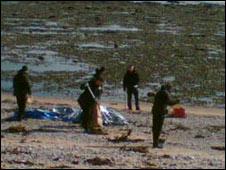 Beach search