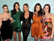 Female cast of He's Just Not That Into You