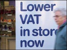 VAT sign