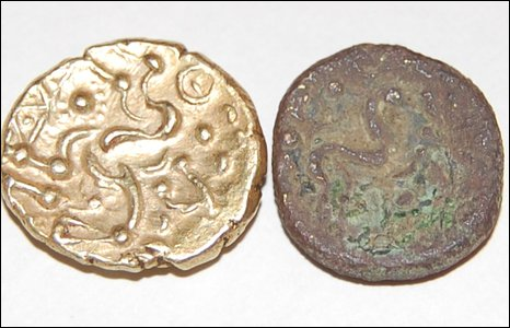 Celtic Staters at the Midland Coin Fair