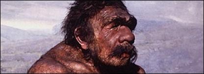 Recreación del Hombre de Neandertal (Imagen: Science Photo Library)