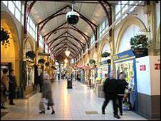 Victorian Market. Pic: Undiscovered Scotland