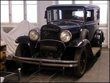 1931 Fiat 522C