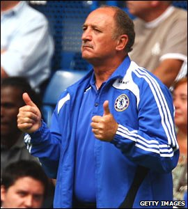 Scolari wins his first game in charge at home to Pompey