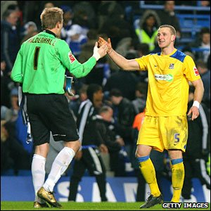 Southend earn a 1-1 draw at Stamford Bridge